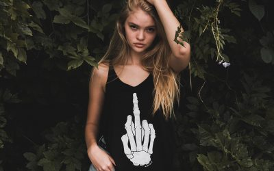 The best time for the middle finger